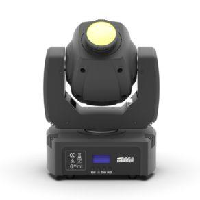 60W Mini Led Moving Head Spot Light-