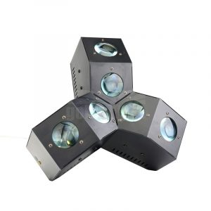 led matrix flower light