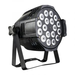 18x12W RGBWA 5in1 stage led par
