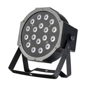18x3W LED Slim Par
