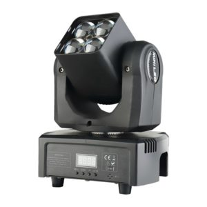 40w RGBW Zoom Moving Head