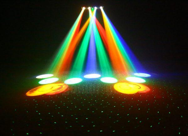 laser beam led