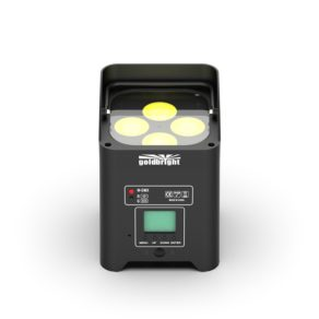 Battery Powered WIRELESS DMX Par Up Light-9