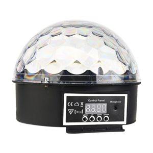 DMX RGB Crystal Ball