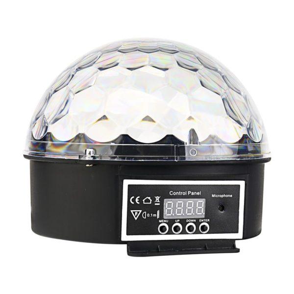 DMX RGB Crystal Ball